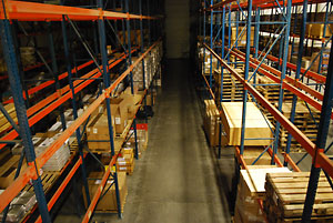 WAREHOUSING - TRH